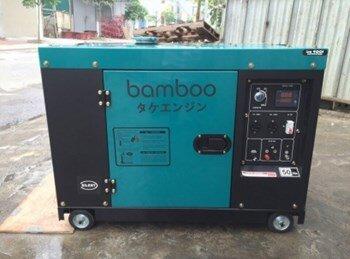 Máy phát điện Bamboo BmB 7800ET - 6kW