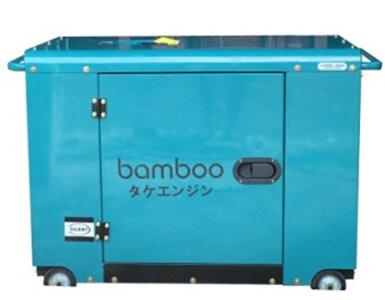 Máy phát điện Bamboo BMB 9800A