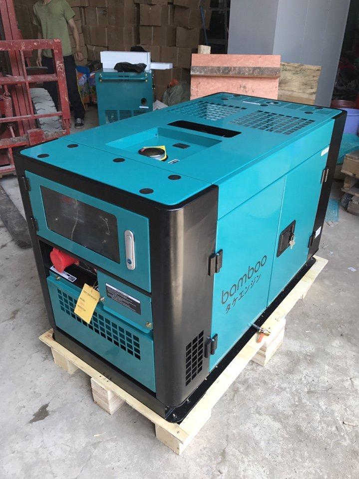 Máy phát điện chạy dầu Bamboo BMB 12000A - 10Kw