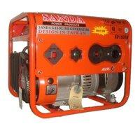 Máy phát điện có đề Sanda SD6500E - 5,5KW