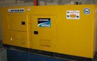 Máy phát điện công nghiệp Mitsubishi 300KVA