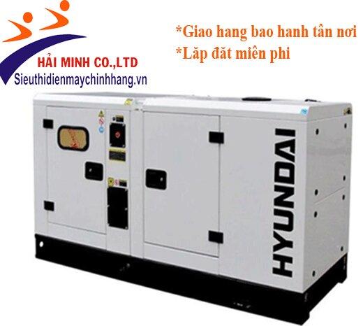Máy phát điện diesel 3 pha Hyundai DHY 22KSE