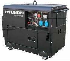 Máy phát điện Diesel Hyundai DHY-6000SE-3