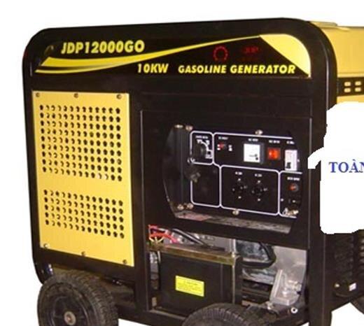 Máy phát điện Diesel JDP12000DO-10KW
