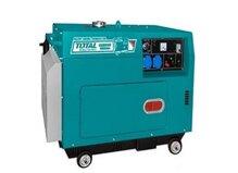 Máy phát điện dùng dầu Total TP250001-1