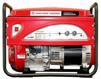 Máy phát điện Honda HV-6500GX (giật nổ)