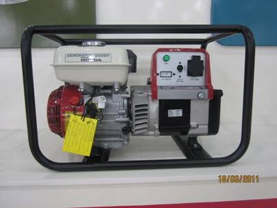 Máy phát điện Honda Sh2500 Giật nổ (Bình xăng nhỏ)