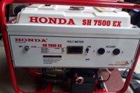 Máy phát điện Honda SH7500EX - 6kvA