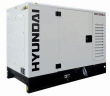 Máy phát điện Hyundai DHY9KSEm (DHY-9KSEm) - 8.8 KVA
