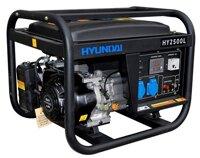 Máy phát điện Hyundai HY2500L (HY 2500L) - 2.2 KVA (giật nổ)