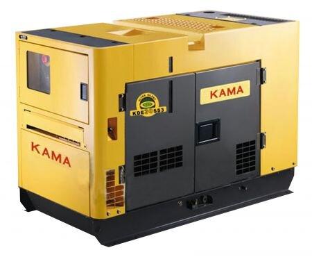 Máy phát điện Kama KDE13SS3 (KDE-13SS3) - 11.6 KVA