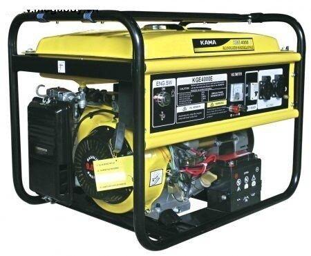 Máy phát điện Kama KGE4000E (KGE-4000E) - 3.3 KVA