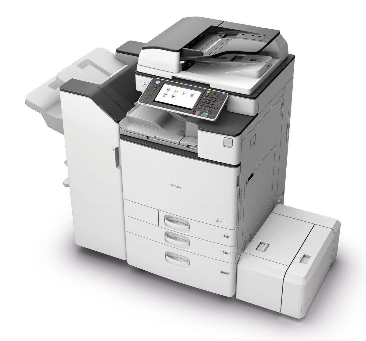Máy photocopy Ricoh Aficio MP C3503SP