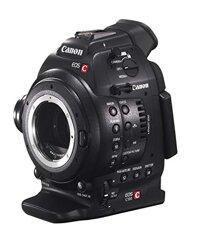 Máy quay Canon EOS C100