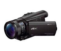 Máy quay KTS Sony Handycam FDR AX100E - Black