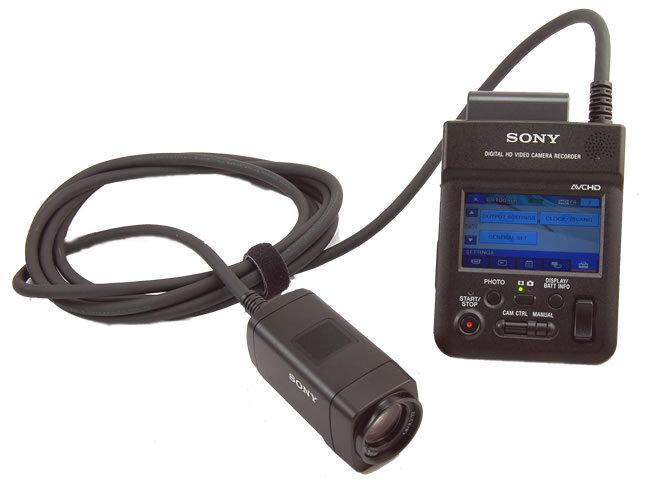 Máy quay phim chuyên dụng Sony NXCAM HXR-MC1P
