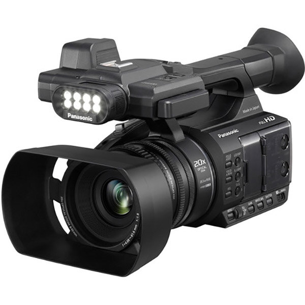 Máy quay phim Panasonic AG-AC30