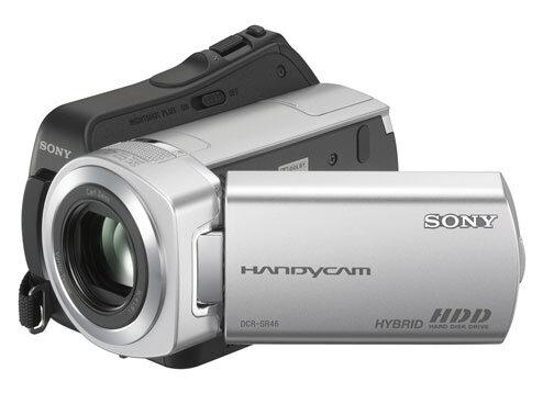Máy quay phim Sony DCR-SR46E
