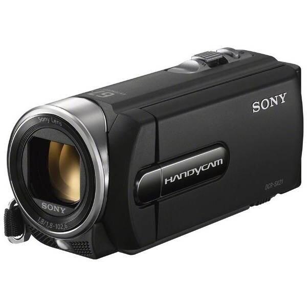 Máy quay phim Sony DCR-SX21E
