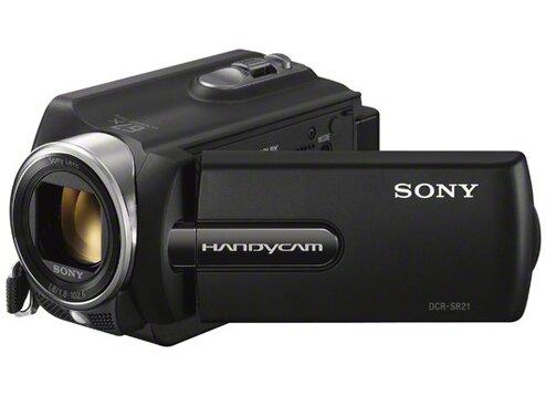 Máy quay phim Sony DCRSR21E (DCR-SR21E)