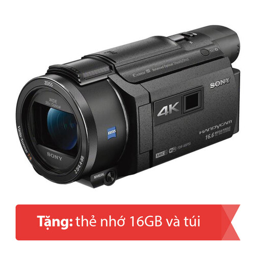 Máy quay phim Sony Handycam FDR-AXP55