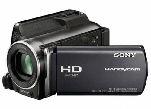Máy quay phim Sony HDR-XR150E