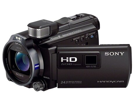 Máy quay phim Sony HDRPJ790VE (HDR-PJ790VE)