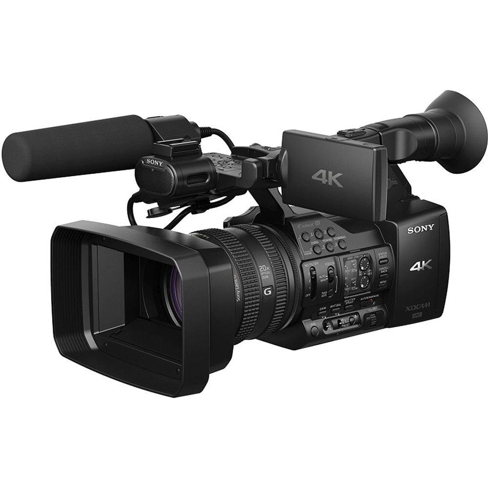 Máy quay phim Sony PXW Z100 4K