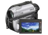 Máy quay Sony DCR-DVD610E