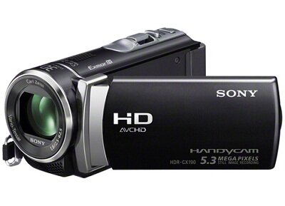 Máy quay Sony HDR-CX190E