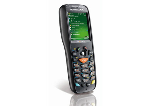 Máy quét mã vạch PDA Datalogic Memor