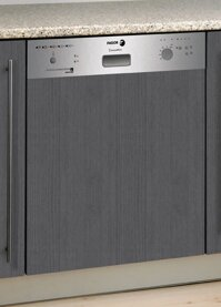 Máy rửa bát âm tủ Fagor LVF17IX (LVF-17IX)
