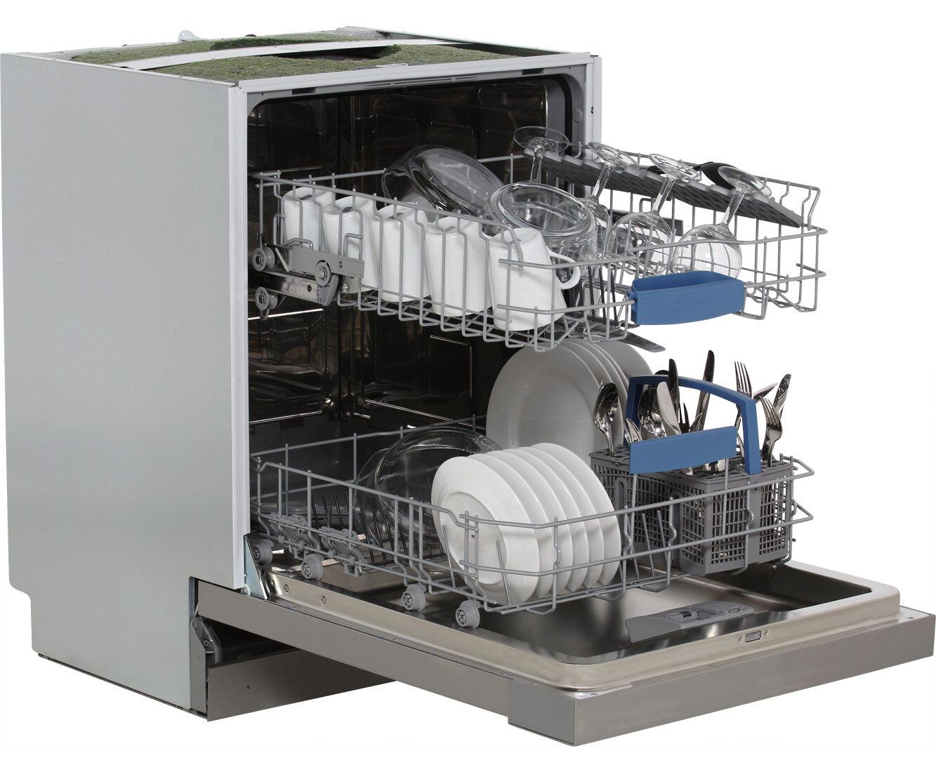 Máy rửa bát Bosch SMU53L15EU