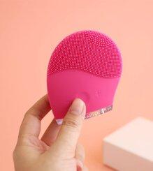 Máy rửa mặt massage Silicon Avu Soak Off