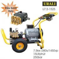 Máy rửa xe áp lực cao URALI U7.5-1525