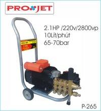Máy rửa xe cao áp Projet P265 (P-265)