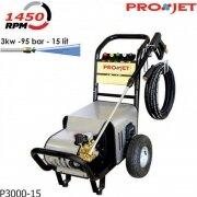 Máy rửa xe cao áp Projet P3000-15