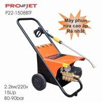 Máy rửa xe cao áp Projet P221508BTF (P22-1508BTF)