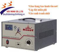 Máy sạc ắc quy tăng giảm Robot 30A (12V-24V)