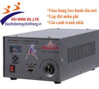 Máy sạc ắc quy tăng giảm Robot 15A (6V-12V-24V)