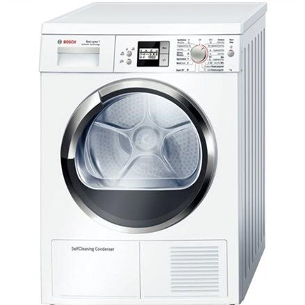 Máy sấy quần áo Bosch WTS86516SG