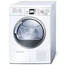 Máy sấy quần áo Bosch WTW86561GB