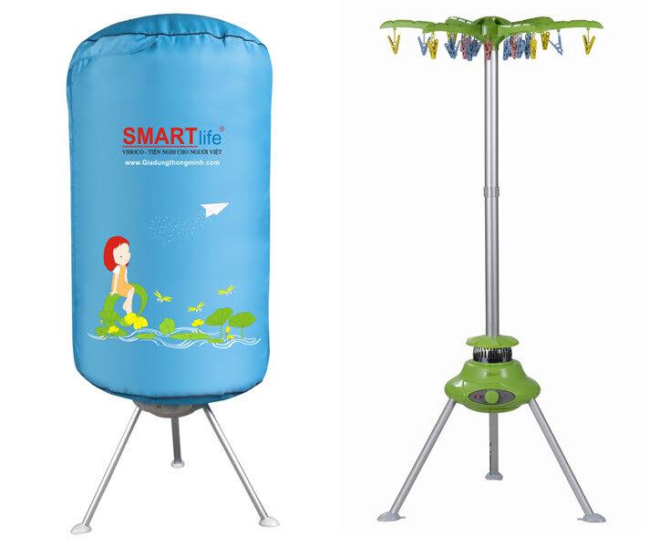 Máy sấy quần áo diệt khuẩn SmartLife 05
