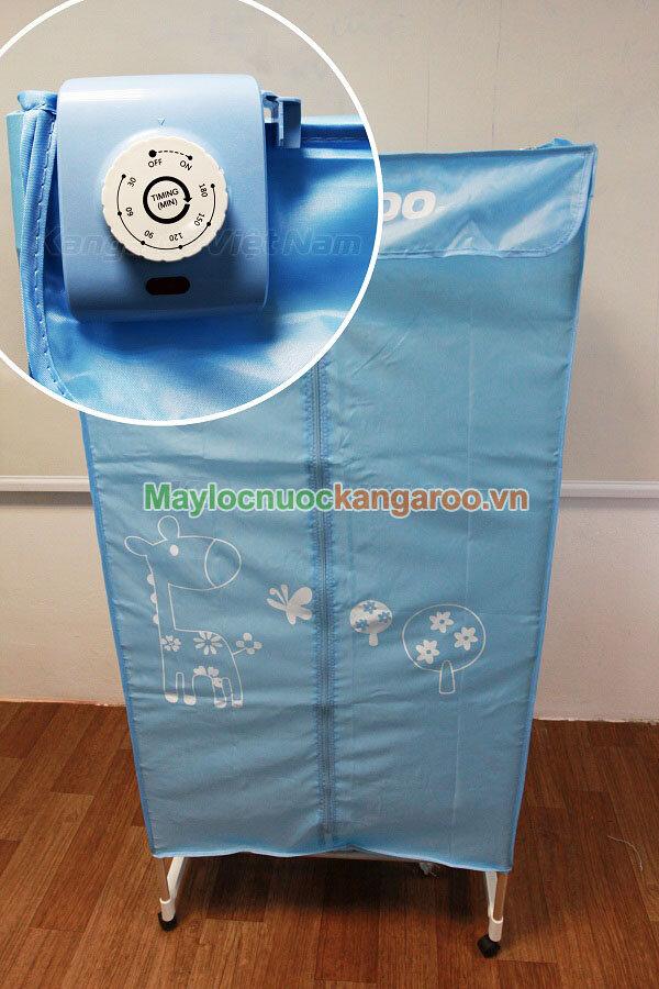 Máy sấy quần áo Kangaroo KG326 4,5kg 900W