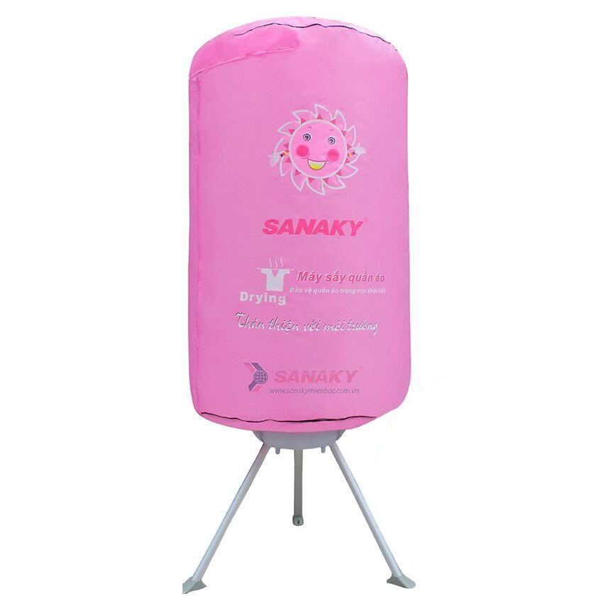 Máy sấy quần áo Sanaky AT900T