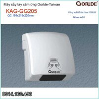 Máy sấy tay cảm ứng Gorlde KAG-GG205