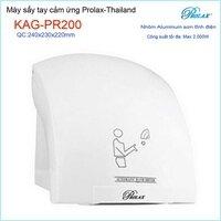 Máy sấy tay cảm ứng Prolax KAG-PR200