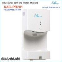 Máy sấy tay cảm ứng Prolax Thailand KAG-PR201
