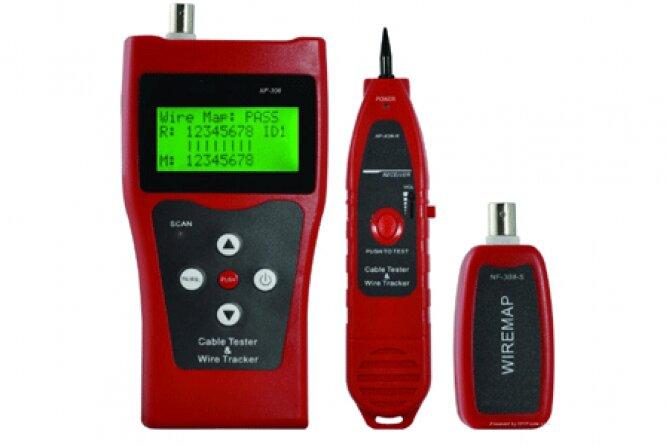 Máy Test mạng NF-308