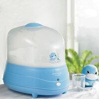 Máy tiệt trùng bình sữa an toàn và sấy khô Kuku 9009